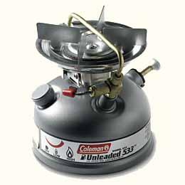 coleman dual fuel 533 manual